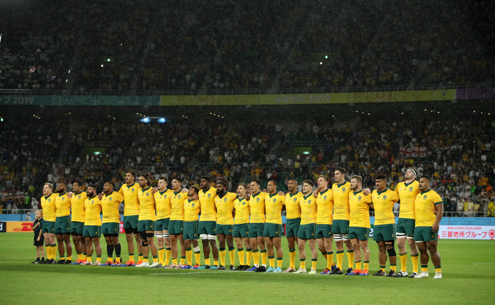 RA receives $9m lifeline from World Rugby