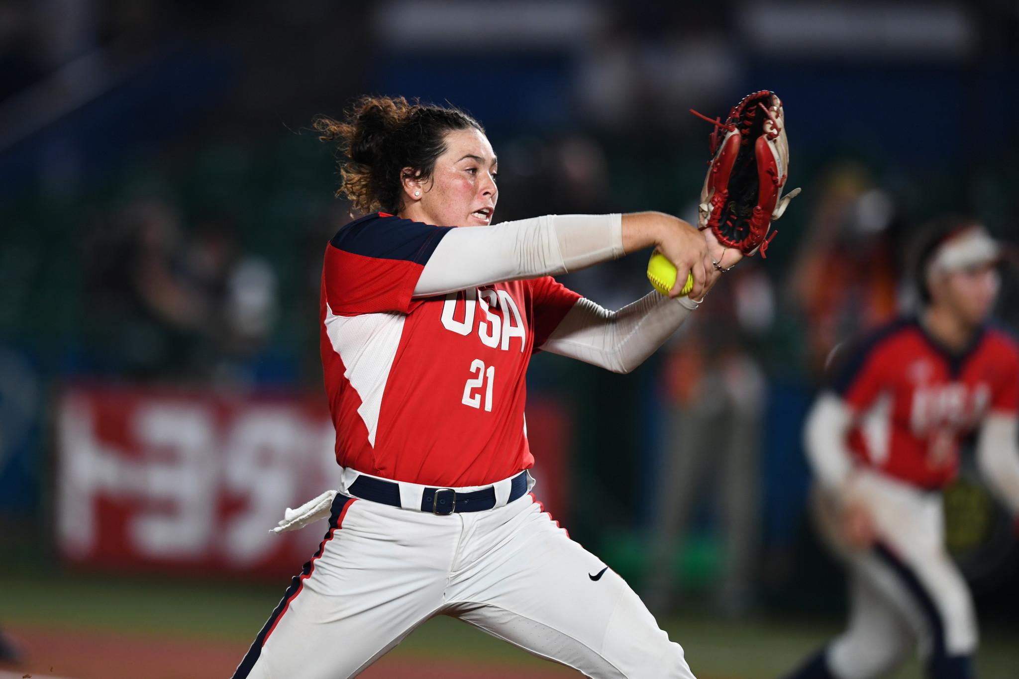 Three members of US Olympic softball team set for college return