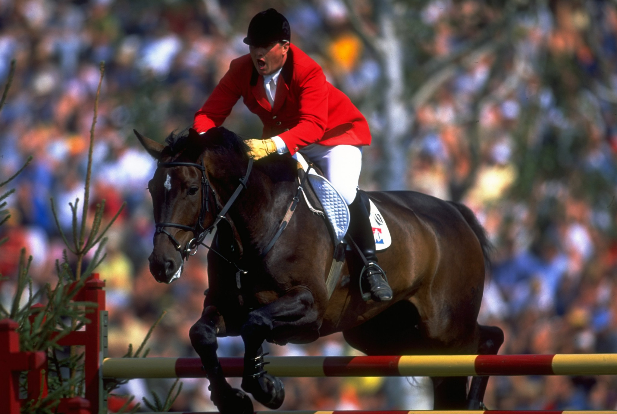 Former Olympic champion and LGCT President Jan Tops said he was