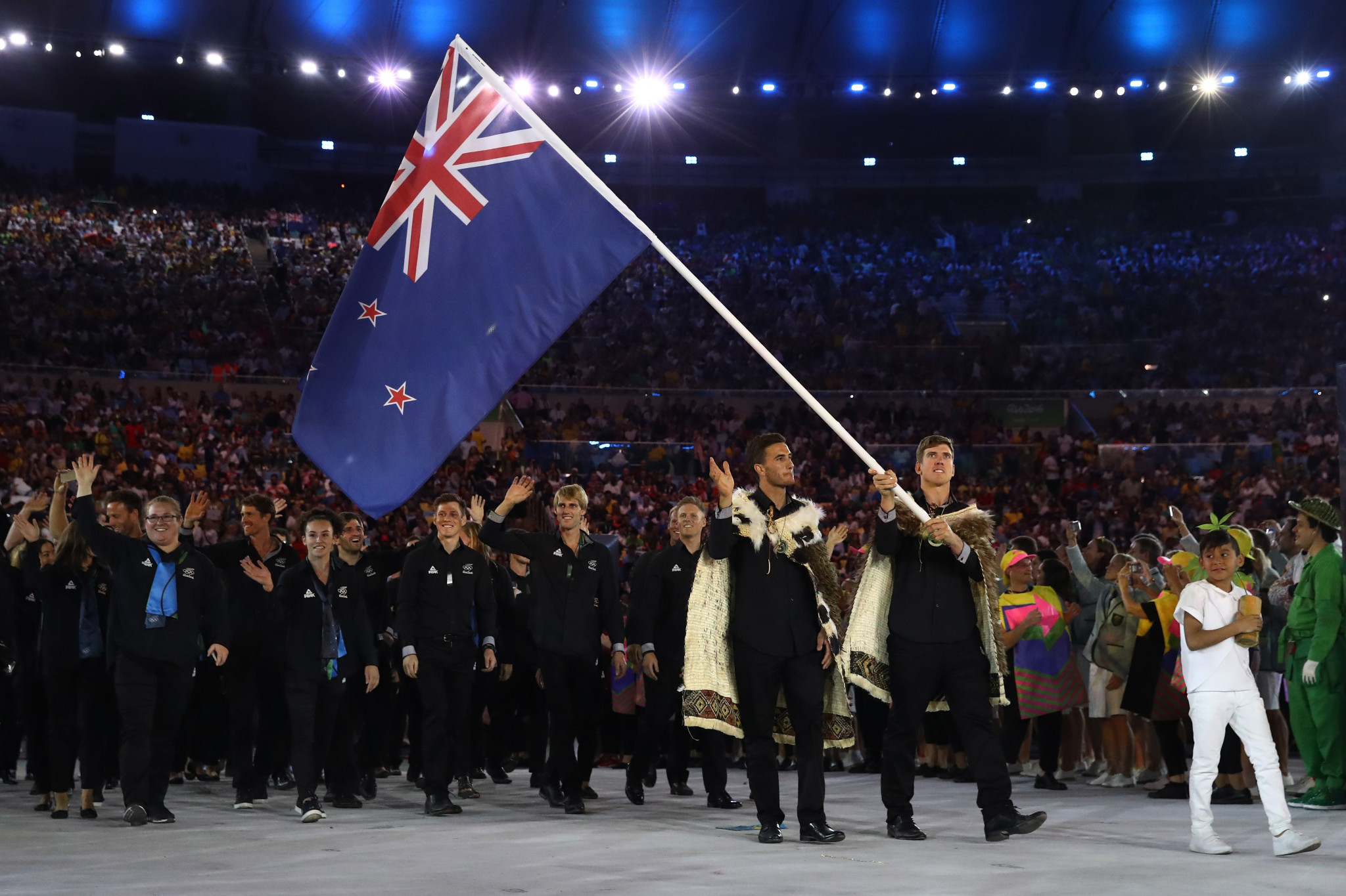 New Zealand Olympic Committee Athletes' Commission hold online forum
