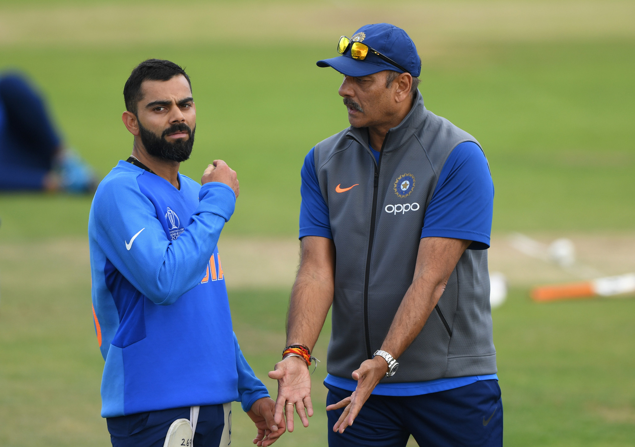 India coach Shastri says global tournaments should not be cricket's priority