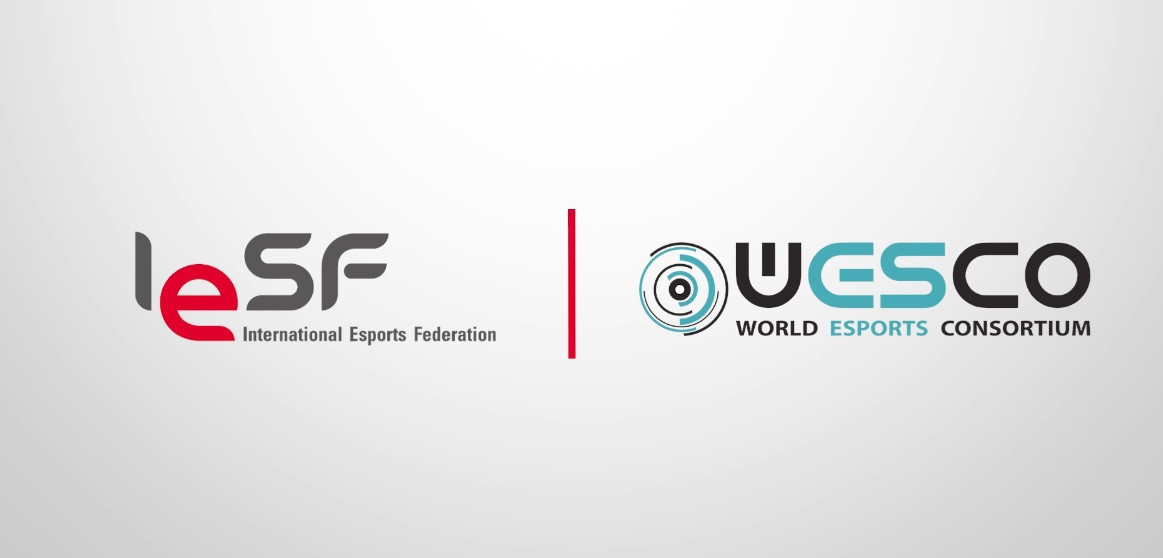 United esports world moves a step closer as IESF signs partnership with WESCO