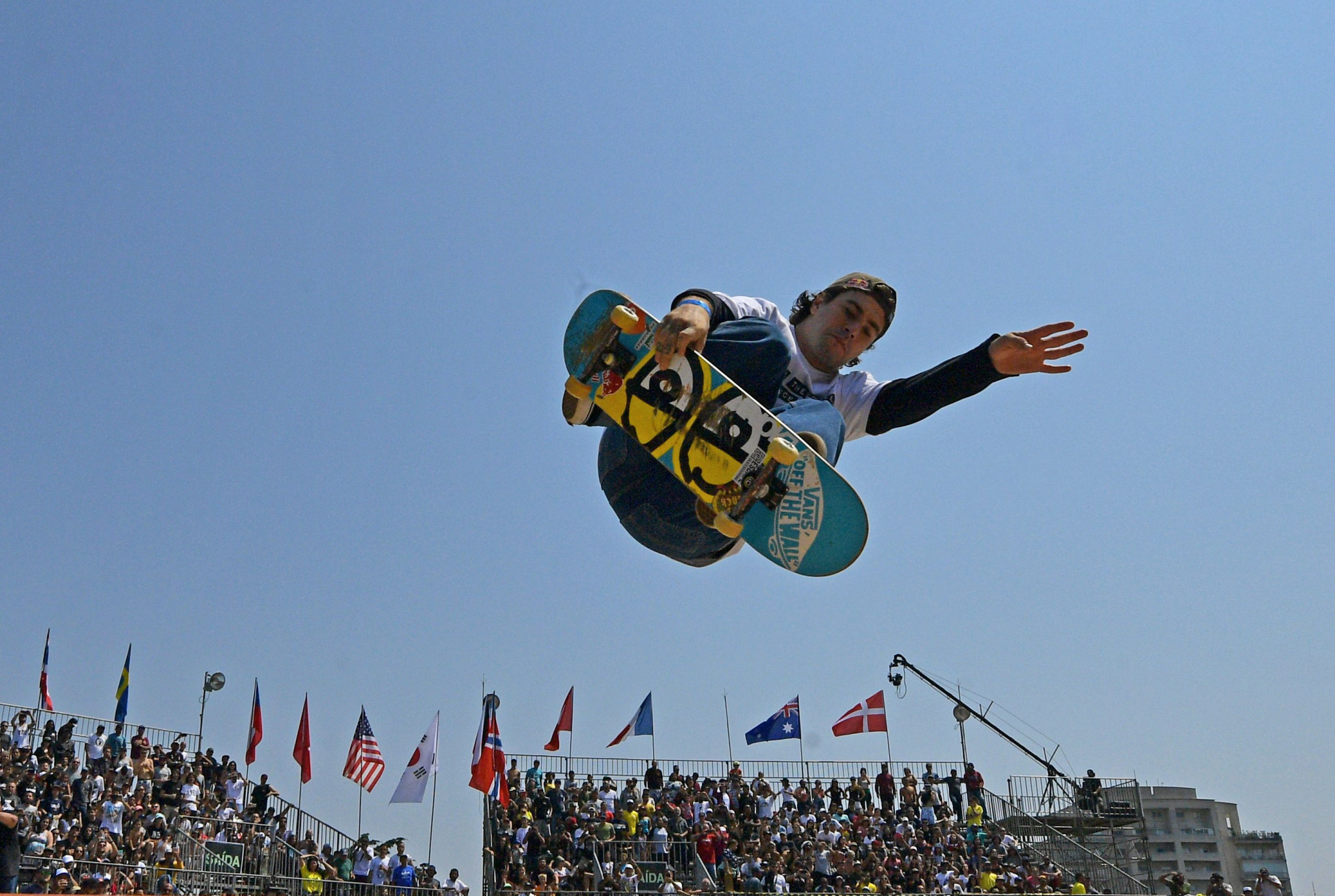 Skateboarding is due to make its Olympic debut at Tokyo 2020 ©Getty Images