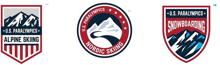 USOPC unveils new brand identities for three Paralympic winter sports