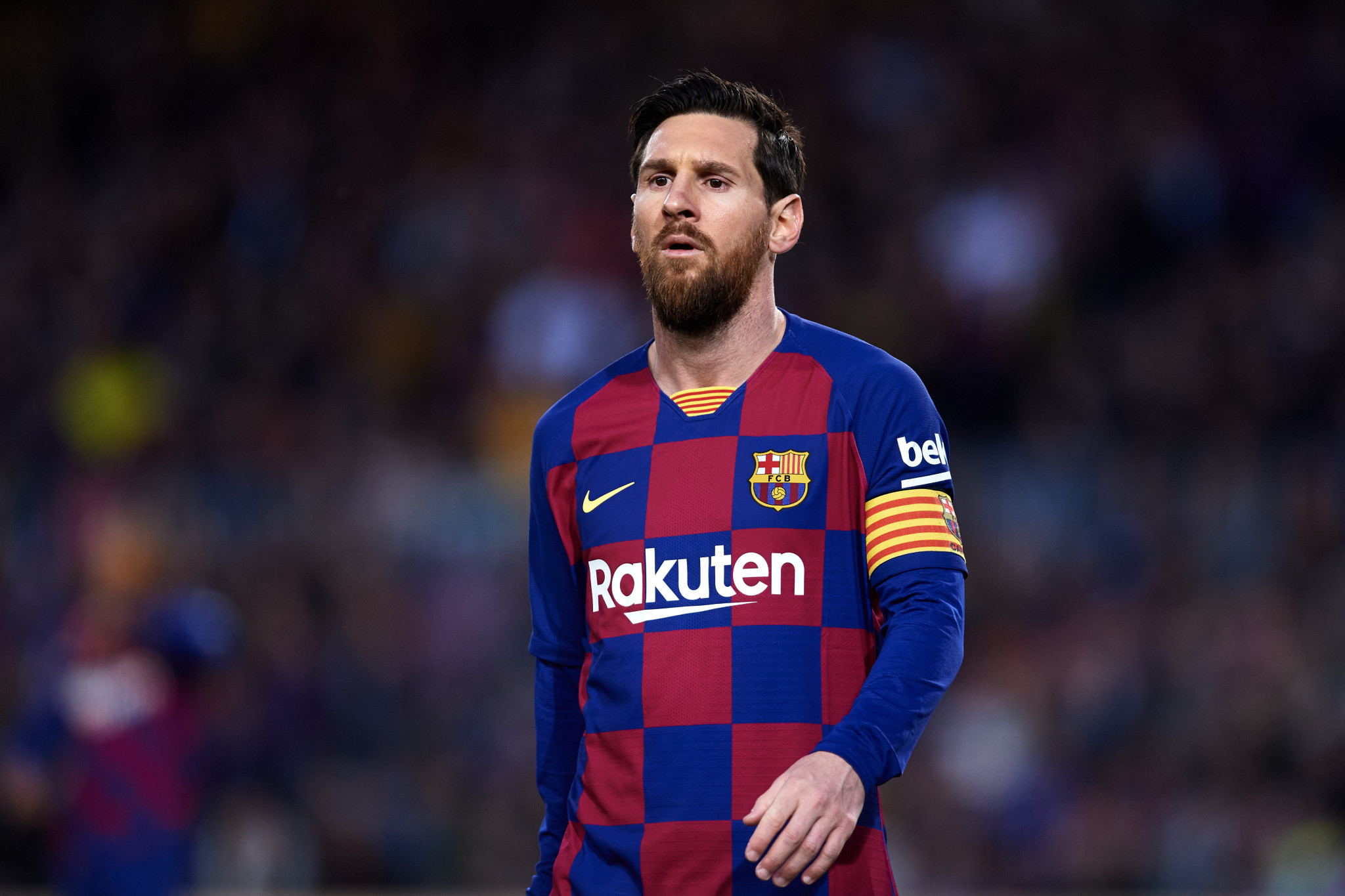 Protective equipment will be purchased for health professionals at Argentinian hospitals thanks to Lionel Messi's donation ©Getty Images