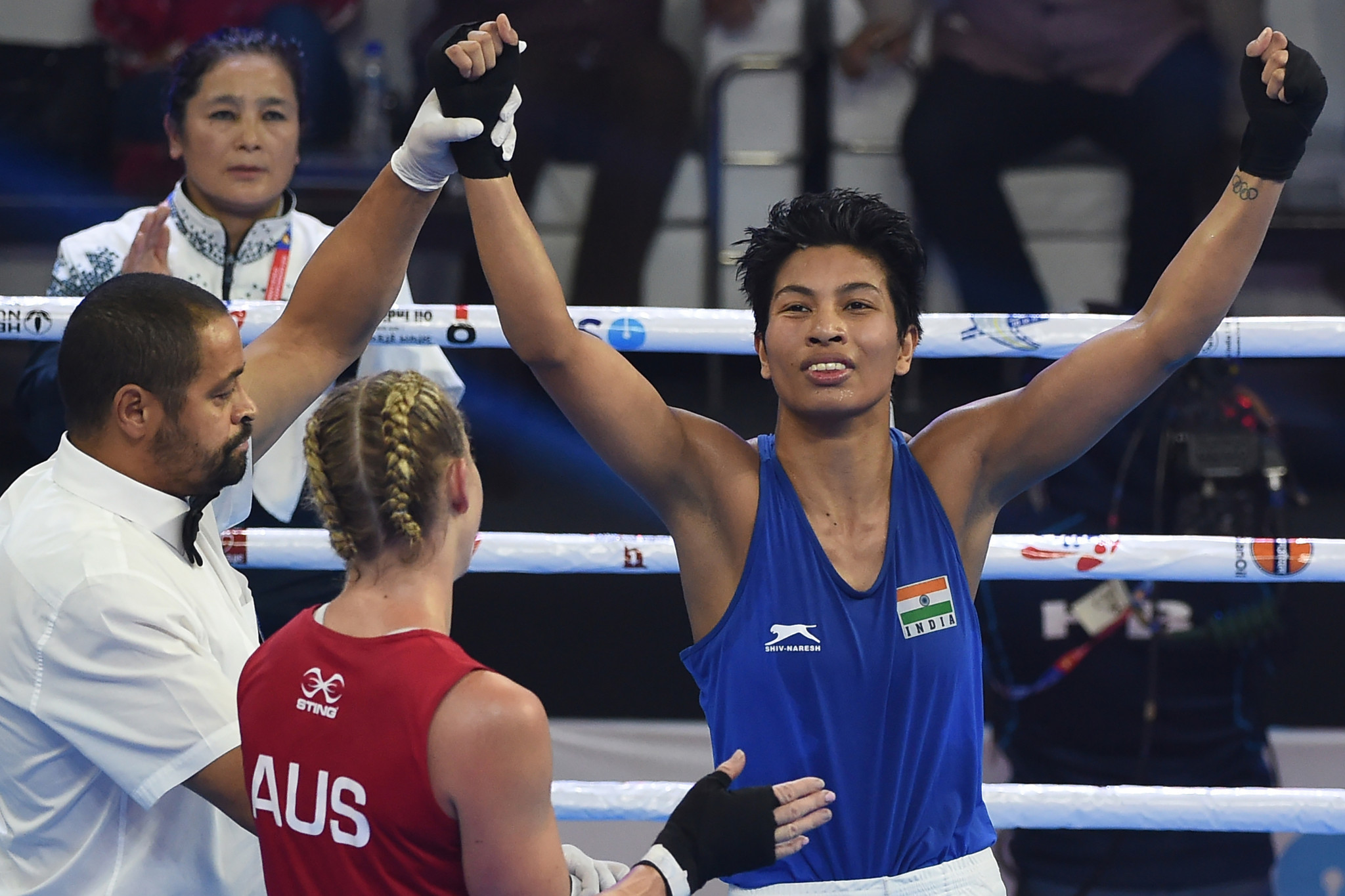 Tokyo 2020 Olympic boxer Borgohain helps with pandemic fight in India