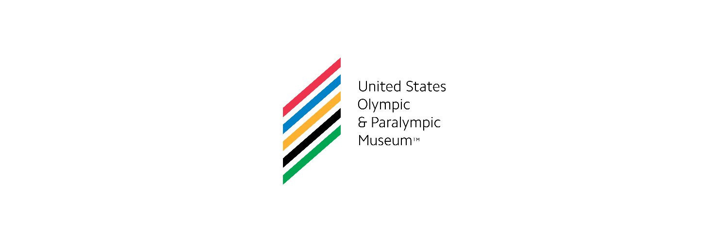 The new logo for the US Olympic and Paralympic Museum has been revealed ©USOPM