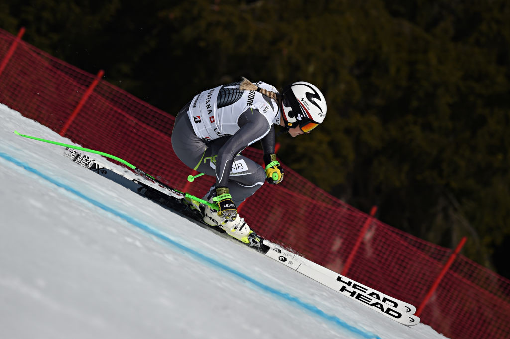 Ragnhild Mowinckel is set to return to competition after an injury curtailed her 2019-2020 season ©Getty Images