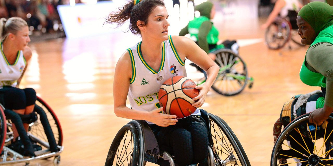 Australia's Ella Sabljak is aiming to improve the relationship between the athletes and the IWBF ©IWBF