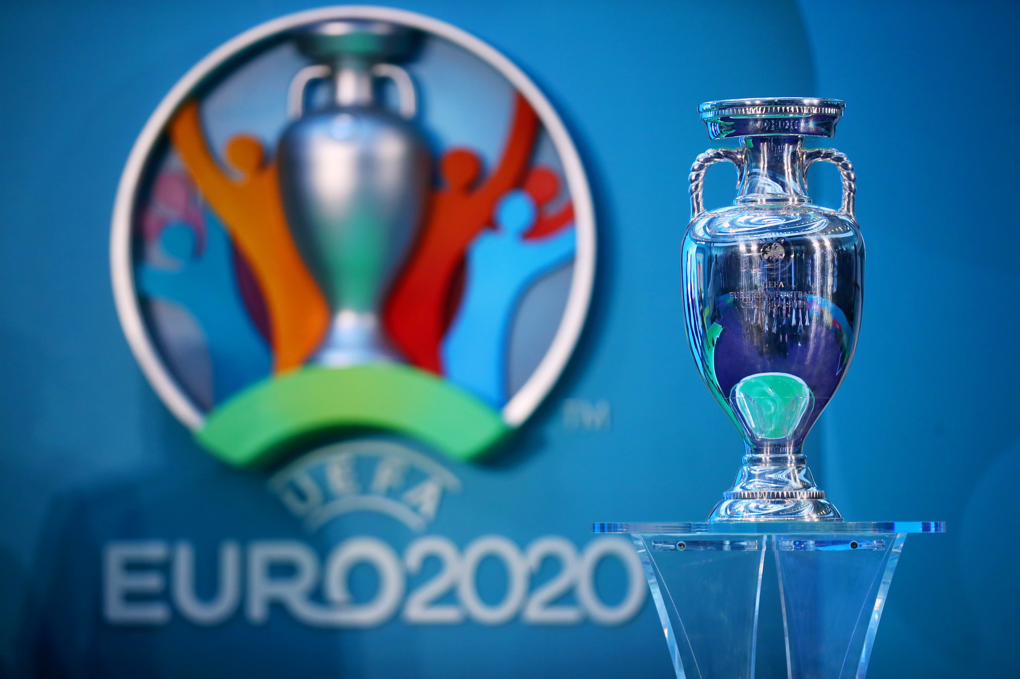 Euro 2020 has been pushed back to 2021 due to the pandemic ©Getty Images