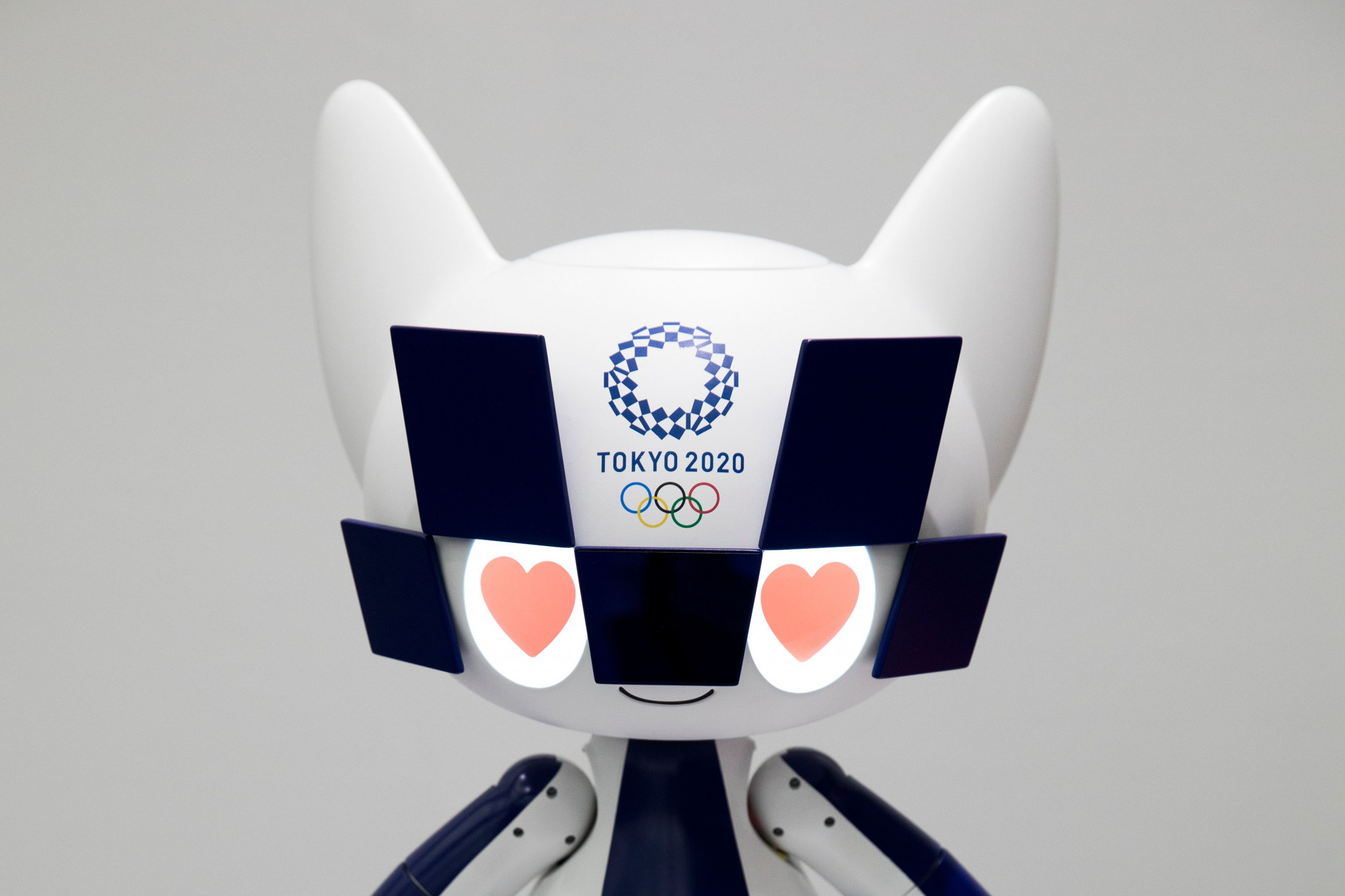 Toyota, which has built robots for use at Tokyo 2020 and is a TOP sponsor, has forecast a collapse in its operating income ©Getty Images