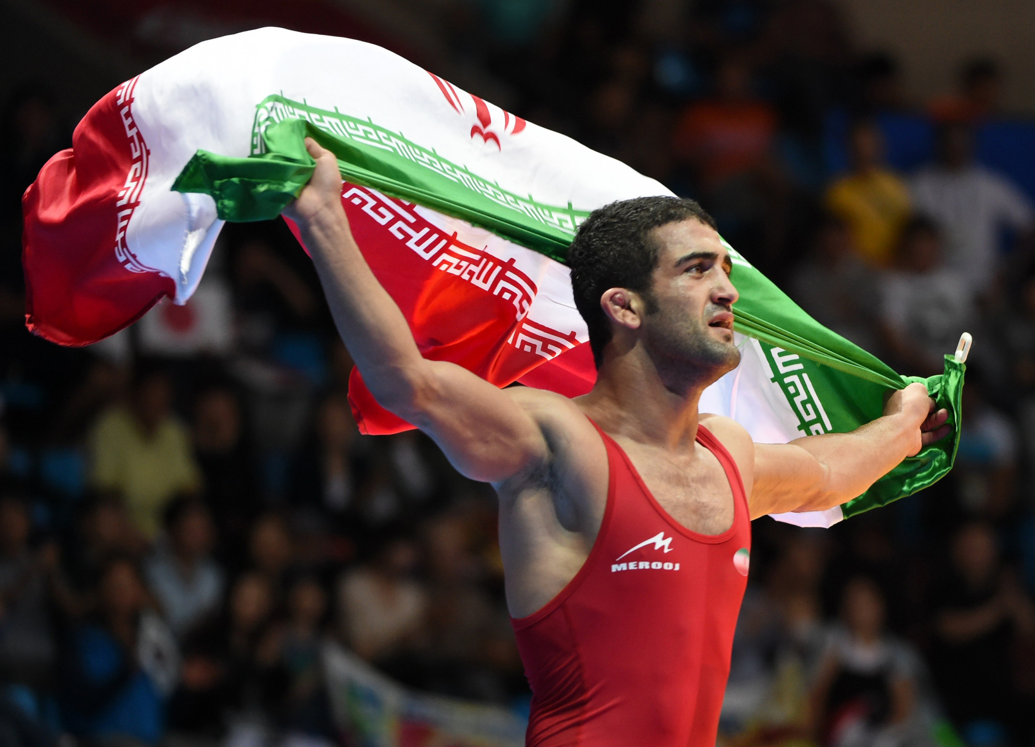 Asian Games champion Esmaeilpour to make wrestling comeback