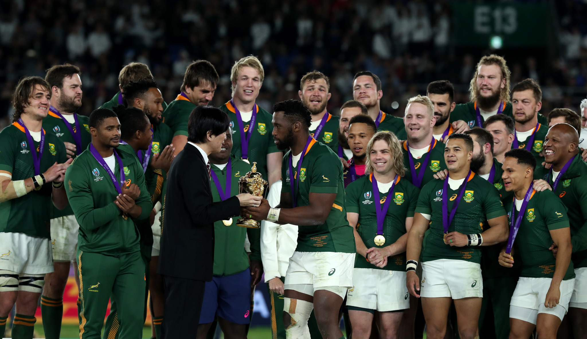 South Africa Rugby approve plan to reduce budget by £53 million