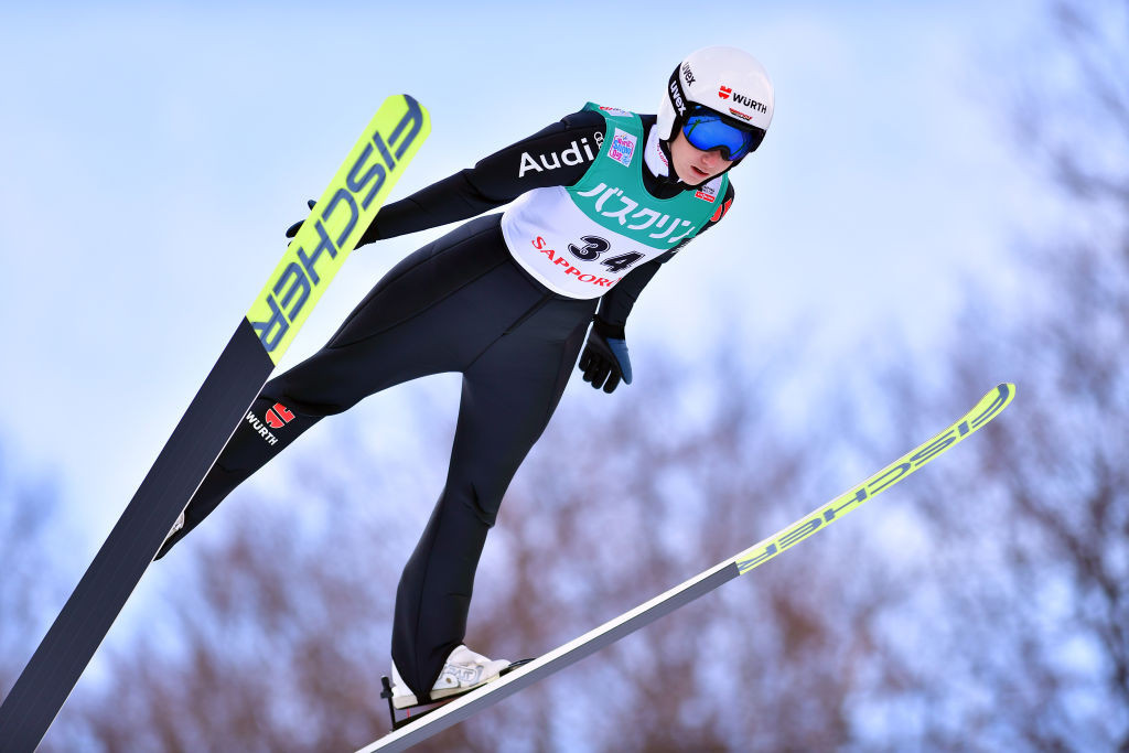 World ski jumping gold medallist Würth makes switch to Nordic combined