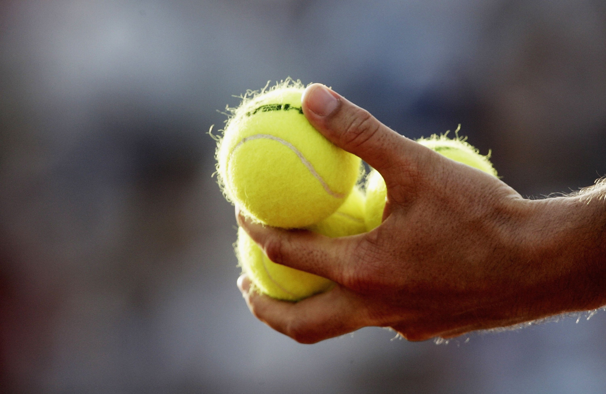 ITF will soon start this work for lower ranking players
