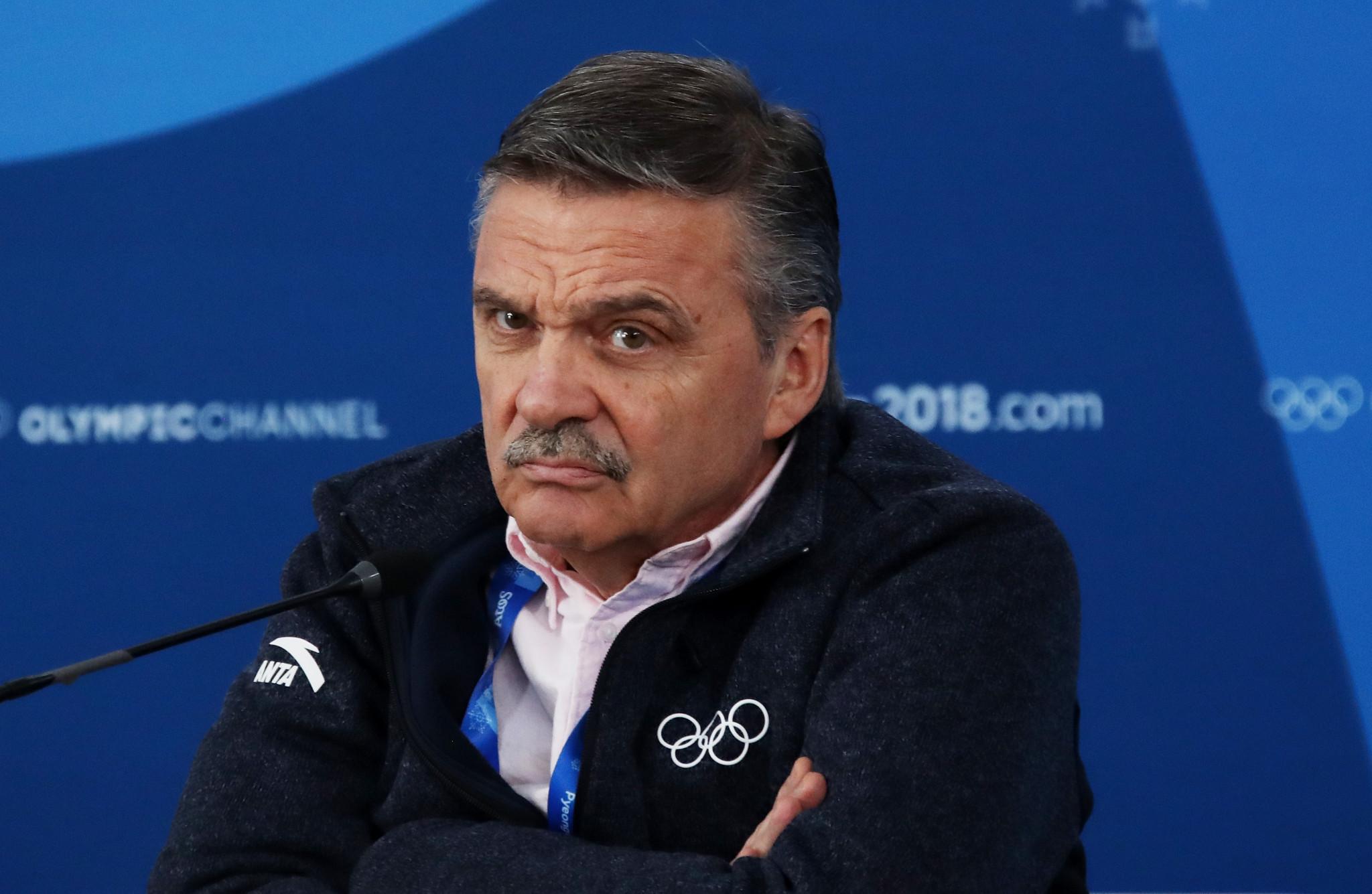 IIHF Semi-Annual Congress set for postponement, extending Fasel Presidency