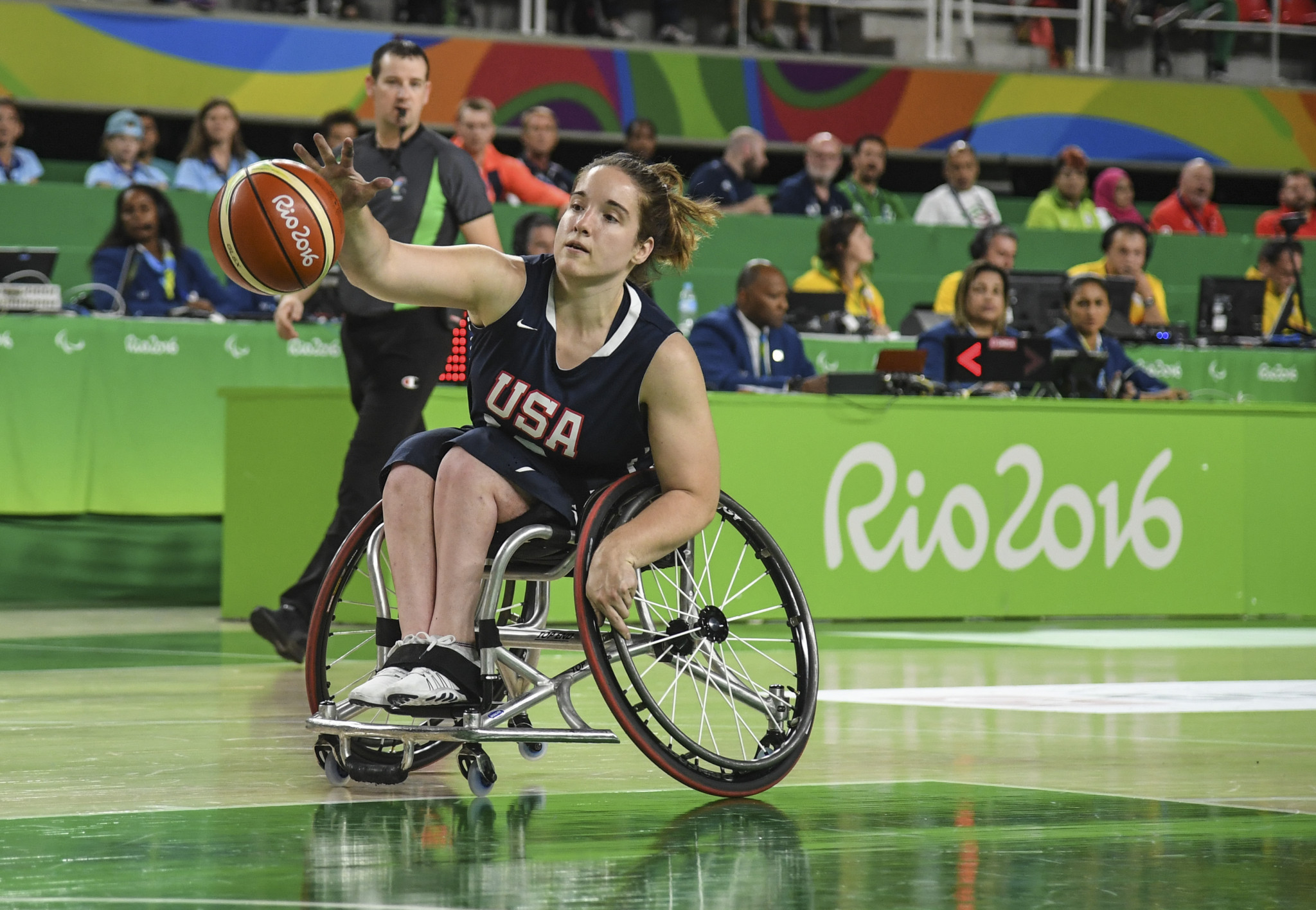Double Paralympic champion Murray confirms wheelchair basketball retirement