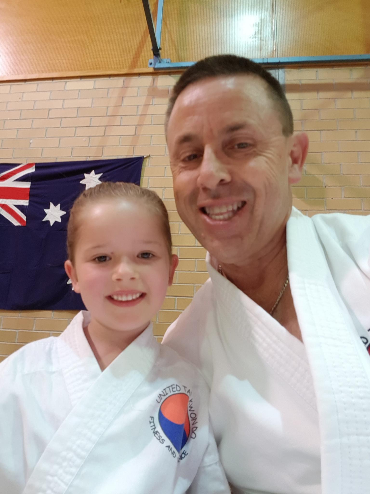 Taekwondo master calls for sport to be used to prevent bullying in Australia