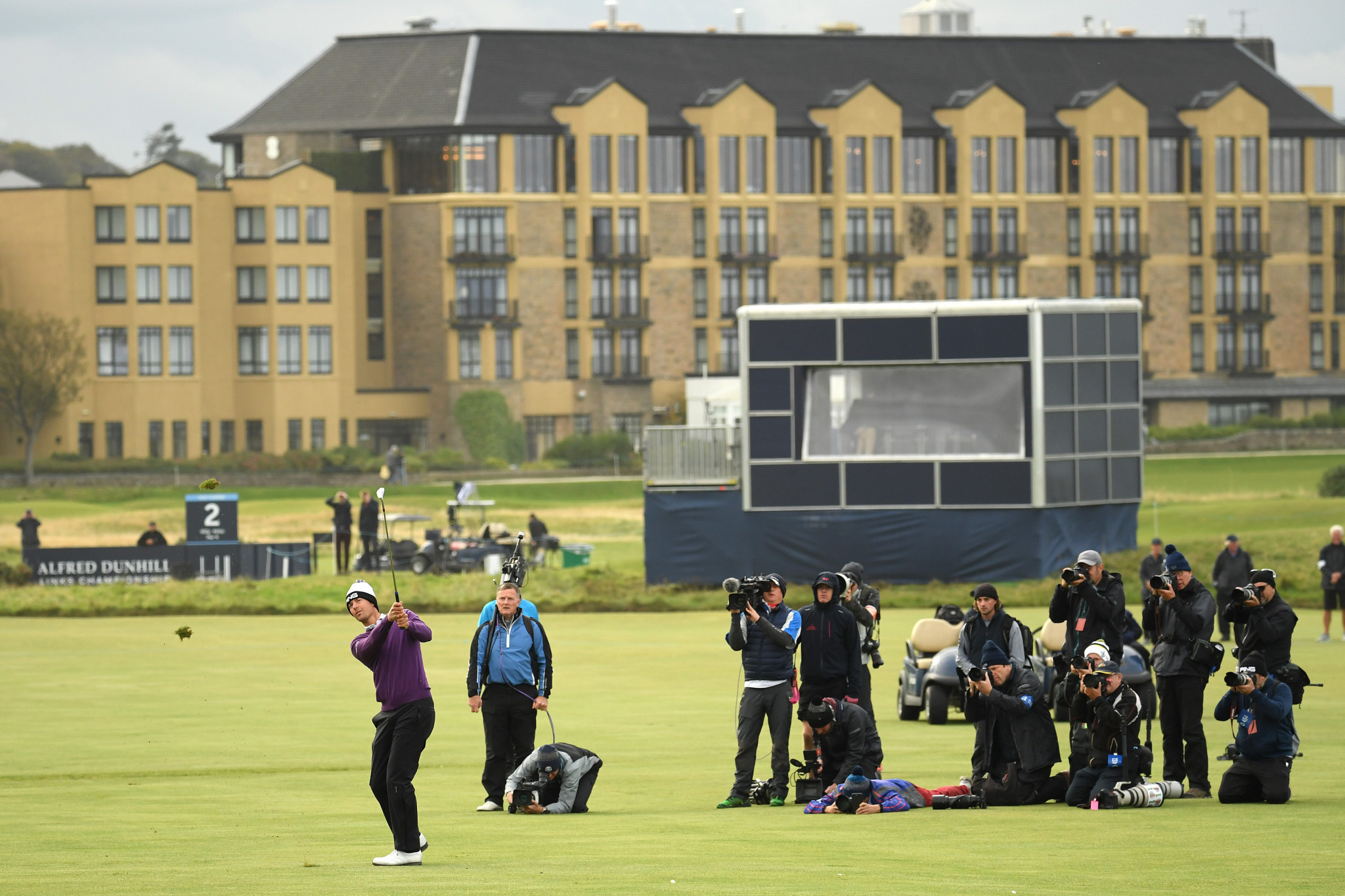 R&A launch COVID-19 golf funding package