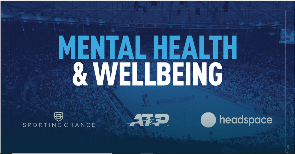 The ATP has signed two mental health partnerships ©ATP