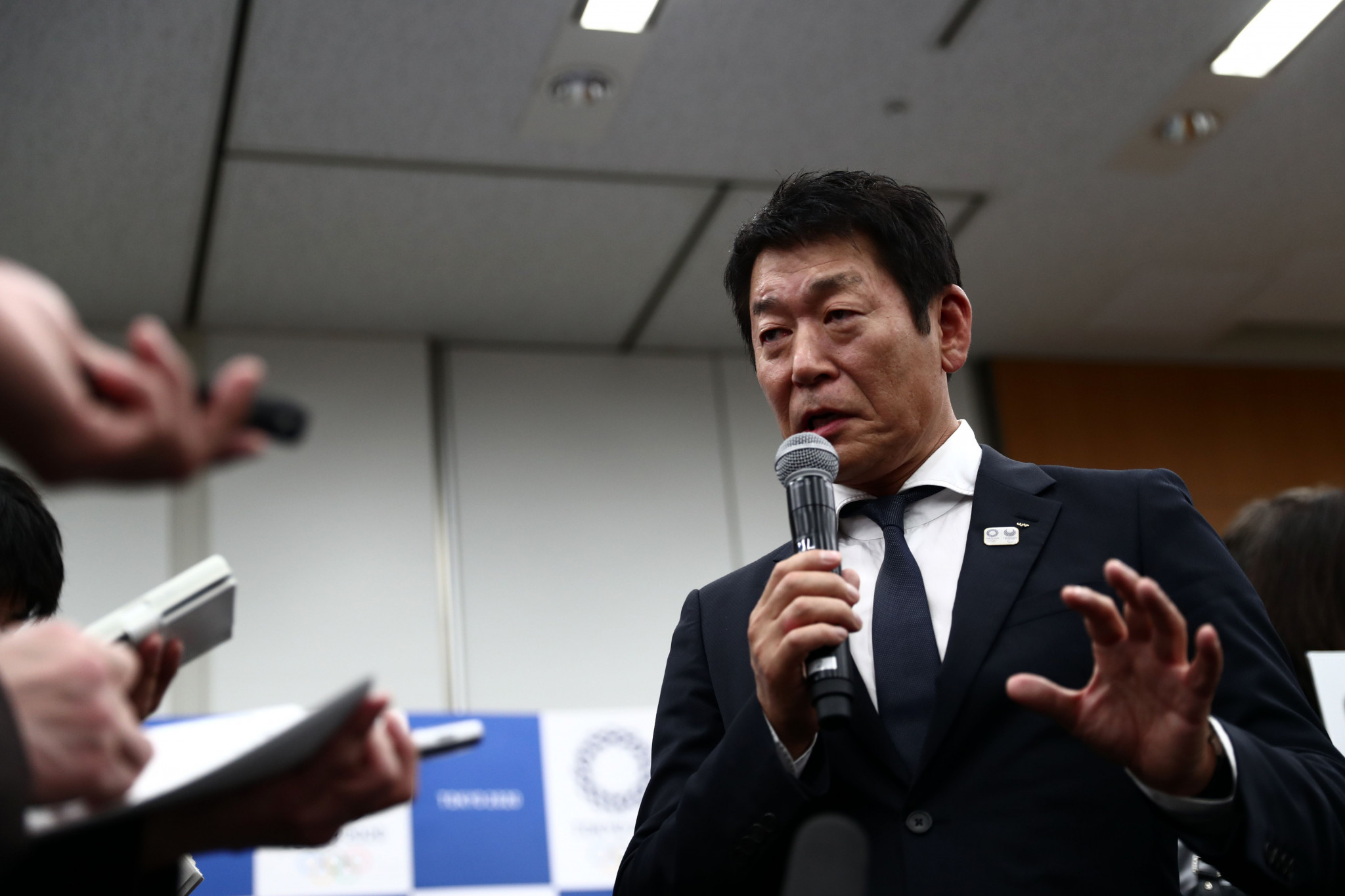 Morinari Watanabe, the current FIG President, is expected to contest his re-election unopposed  ©Getty Images