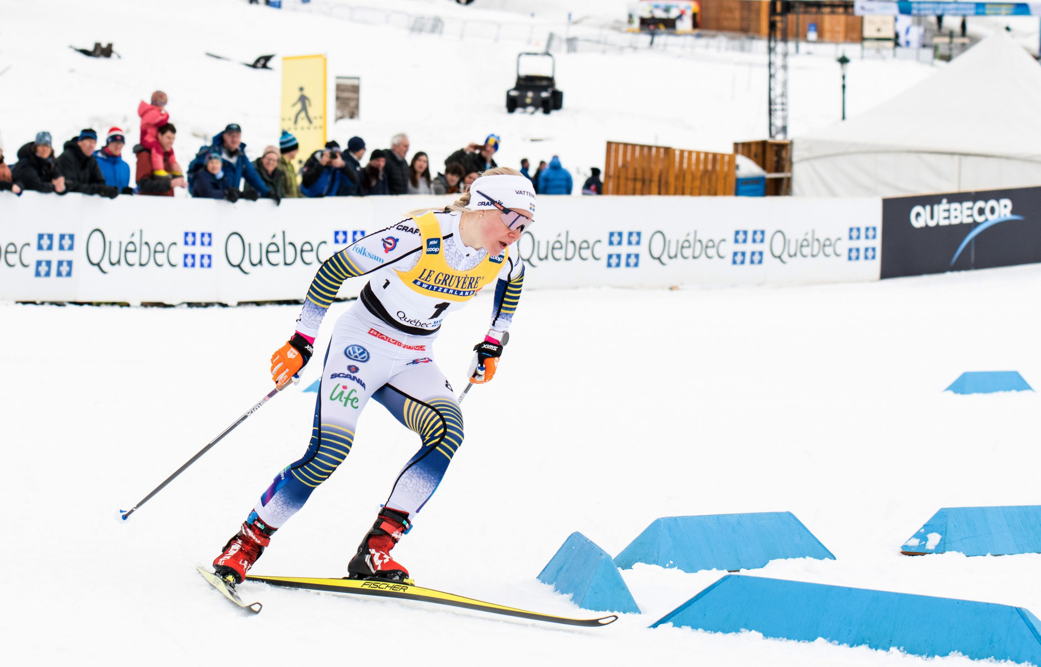 Swedish Ski Association name cross-country team for 2020-2021 season