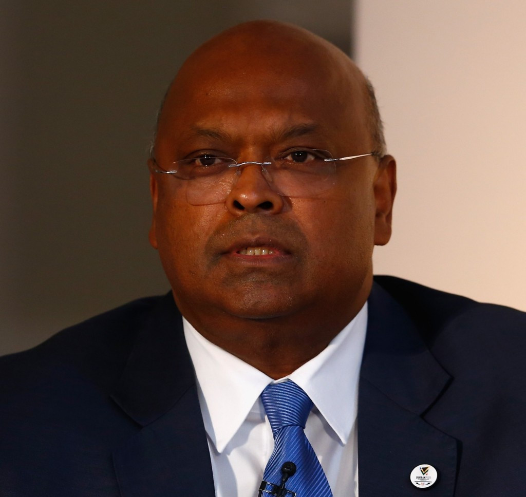 Reddy sacked as South African Sports Confederation and Olympic Committee chief executive