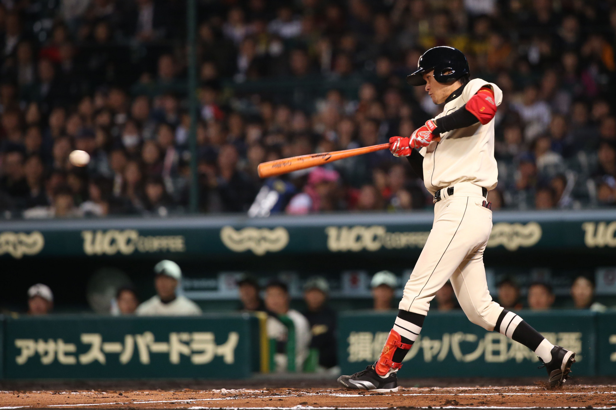 Competition would have taken place at the Koshien Stadium ©Getty Images