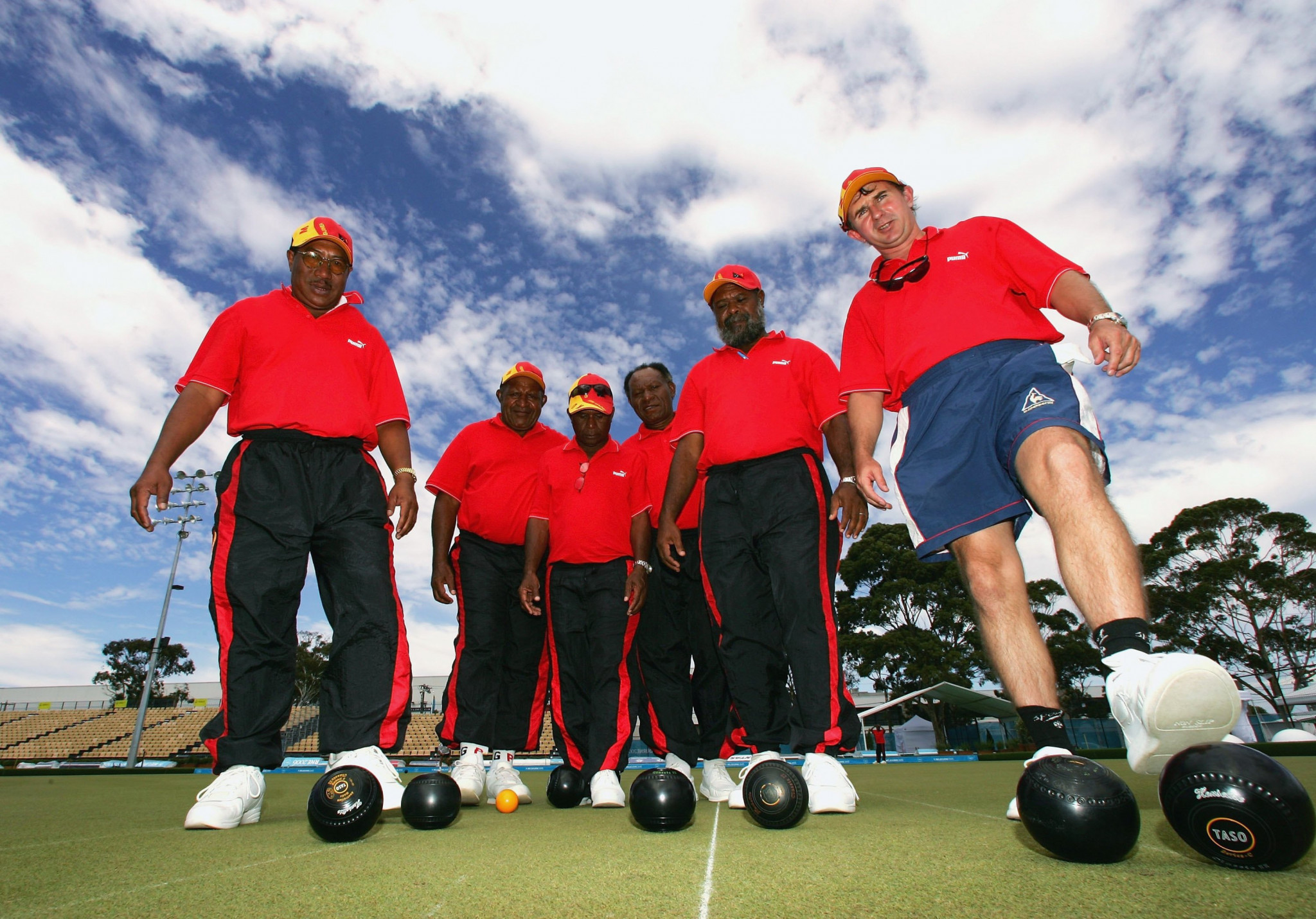 The lawn bowls community in Papua New Guinea has expressed concern over the structure of Bowls PNG ©Getty Images