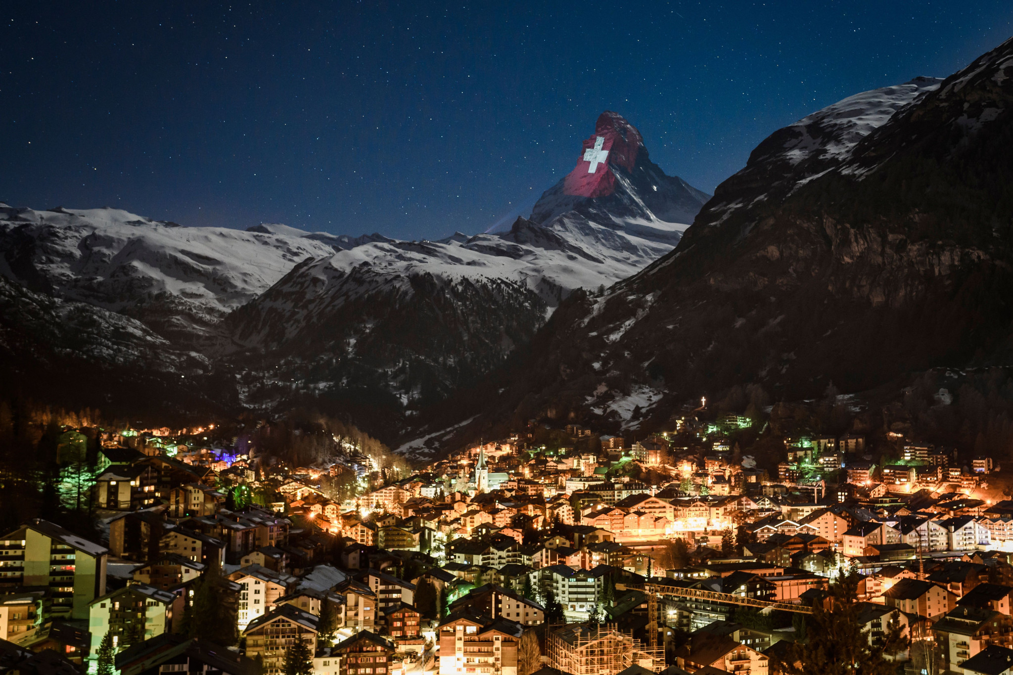 Zermatt could host a new downhill race as soon as November 2022 ©Getty Images