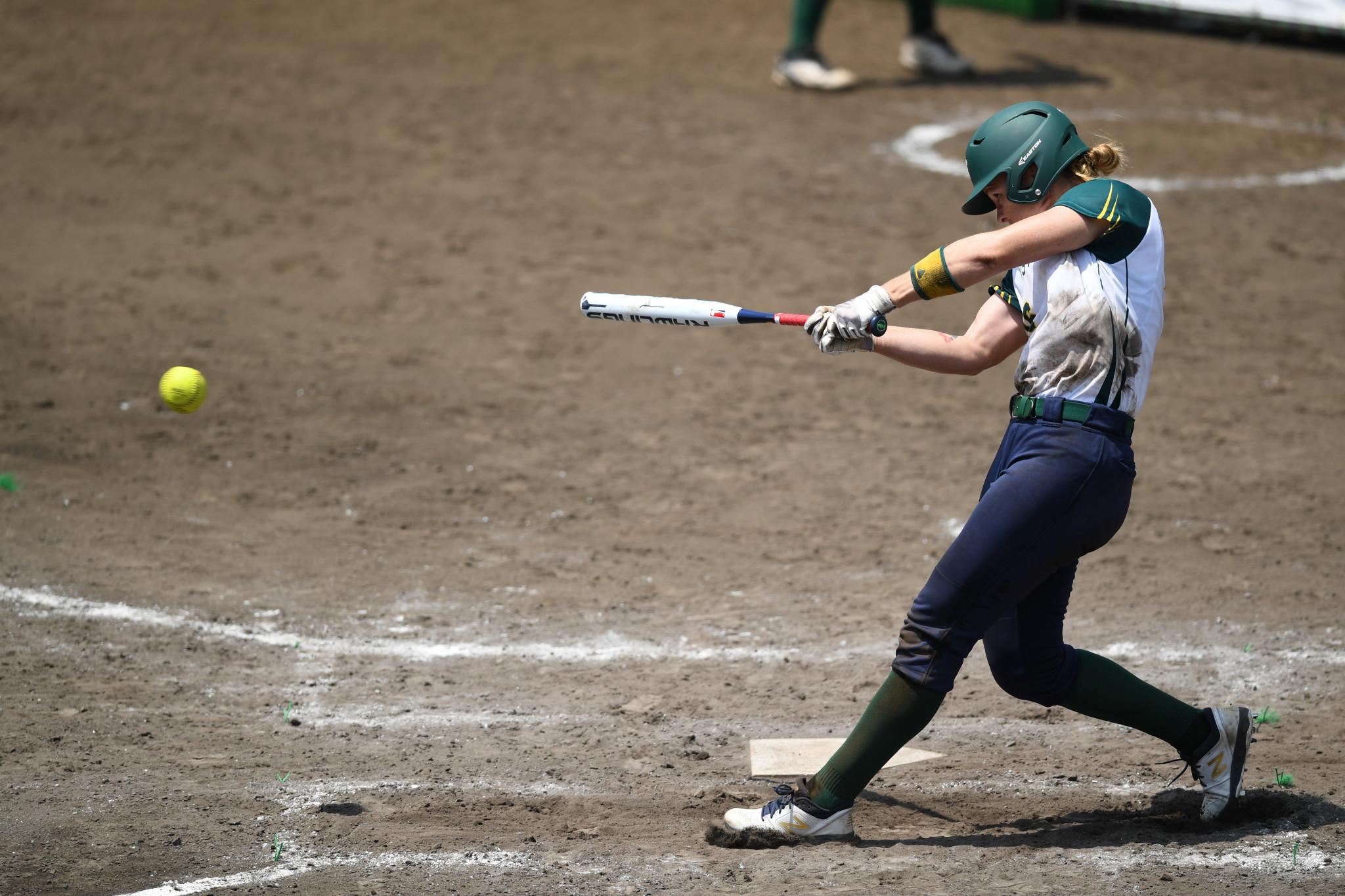 "Australian softball star Porter claims Tokyo 2020 postponement made her ""hungrier"""