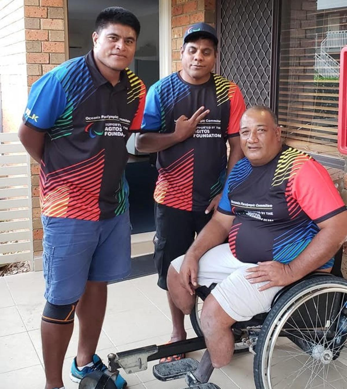 Two Para-athletes and a coach from Kiribati are stranded in Fiji ©IPC