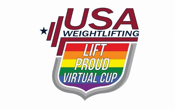 USA Weightlifting launches Lift Proud Virtual Cup