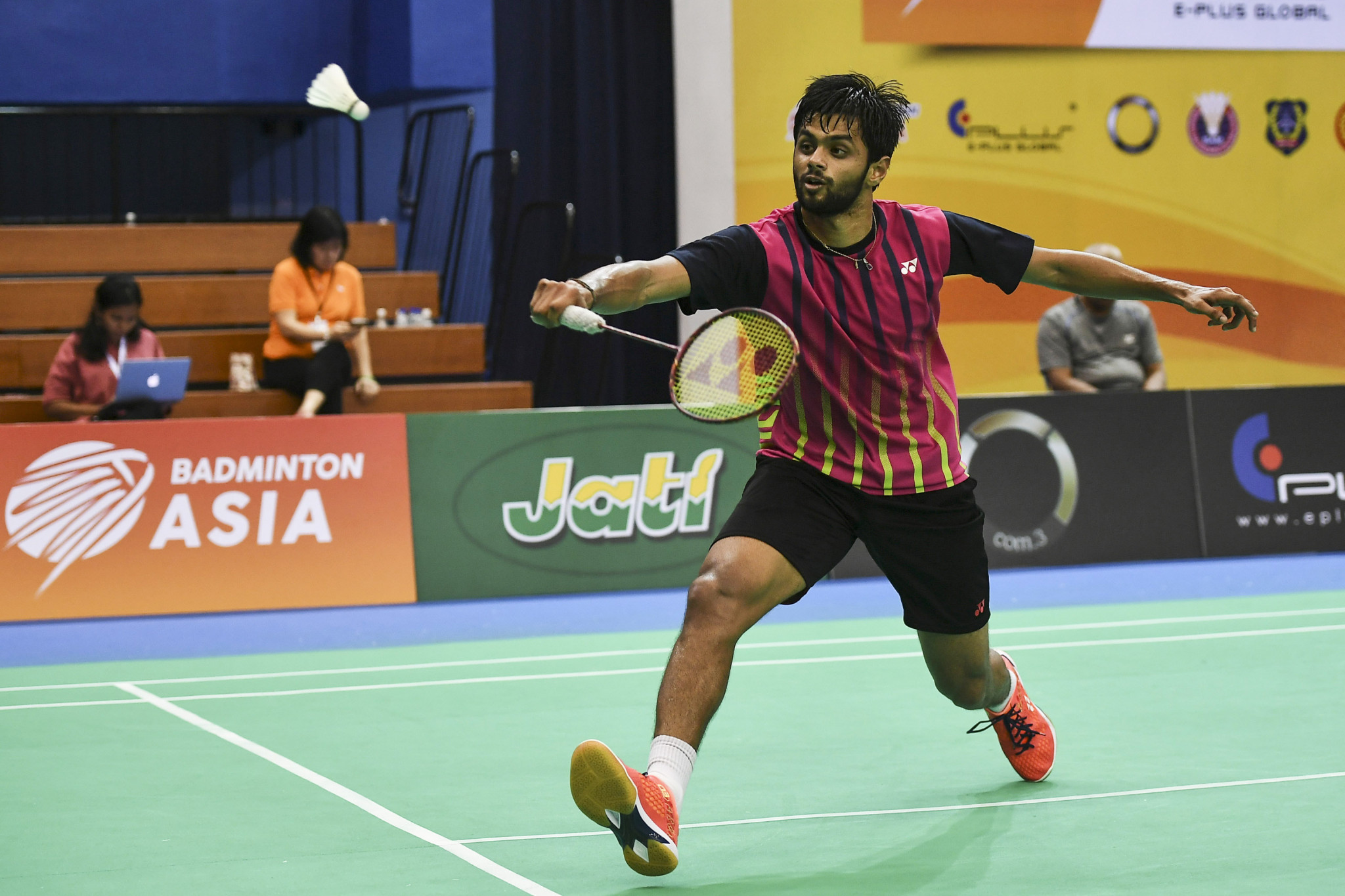 India's B Sai Praneeth criticised the new badminton calendar for the remainder of 2020 ©Getty Images