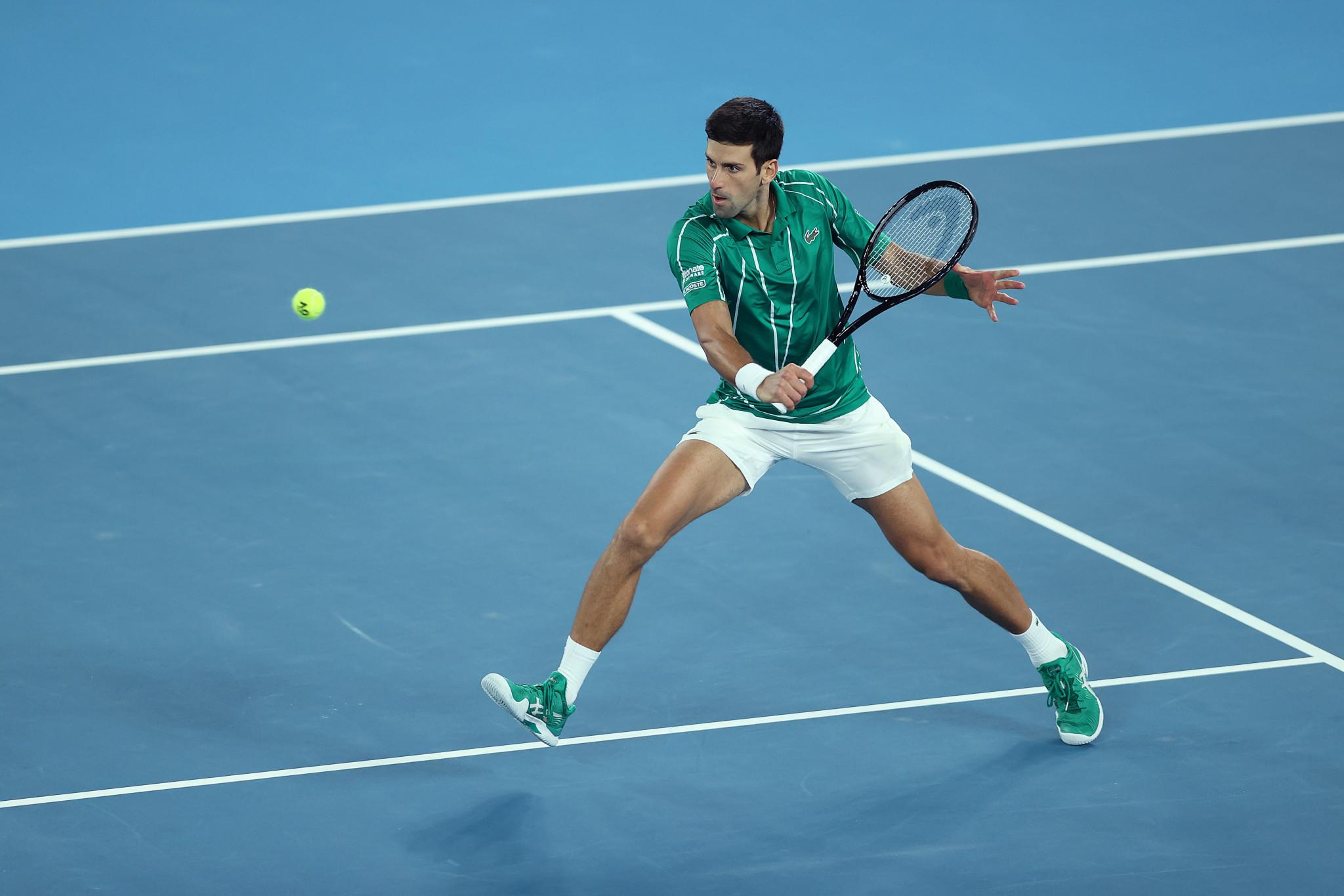 Coronavirus: Djokovic kept lockdown training quiet to avoid riling rivals