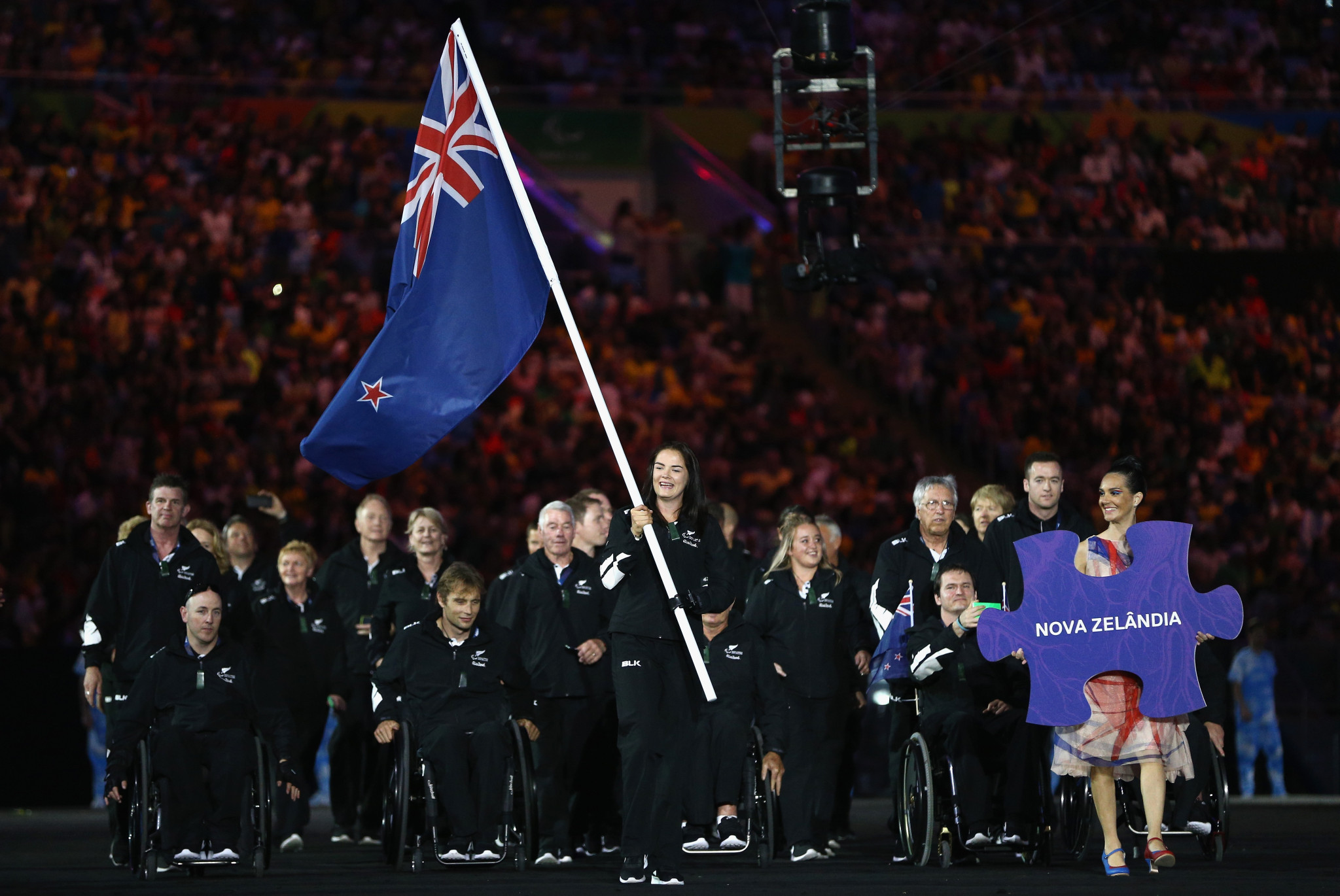 New Zealand have won 221 medals across 23 Paralympic Games ©Getty Images