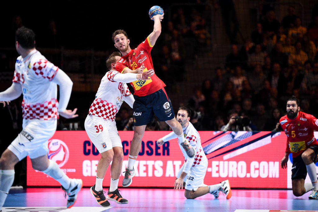 The EHF has suspended all of its matches and events until at least August ©Getty Images