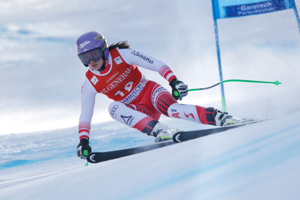 Olympic Alpine skiing gold medallist Veith announces retirement