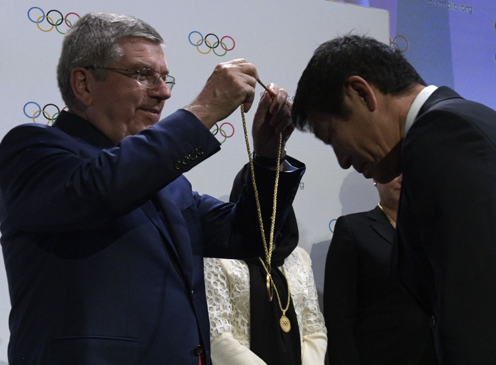 The Japanese official became an IOC member in October 2018 ©Getty Images