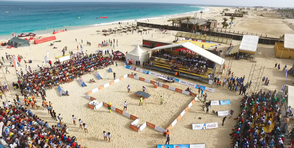Teqball is set to make its debut at this year's Asian Beach Games in Sanya ©FITEQ