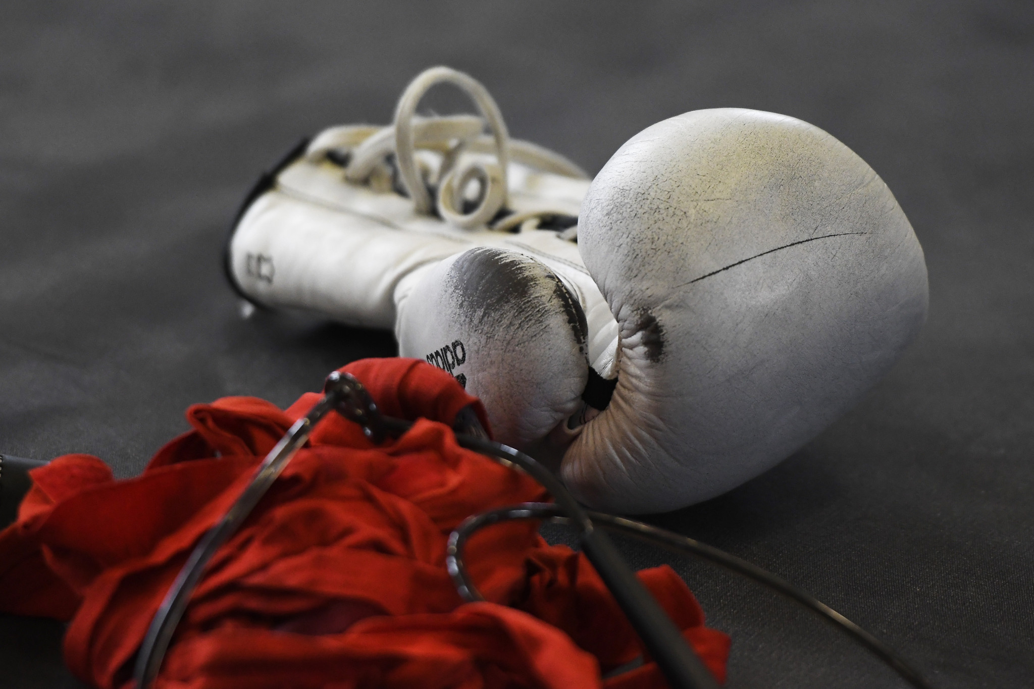 Skender Kurti was a key figure in Albanian boxing ©Getty Images