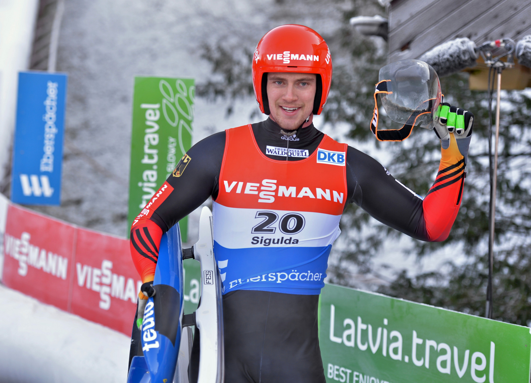 Sigulda has hosted the European Championships on four previous occasions ©FIL