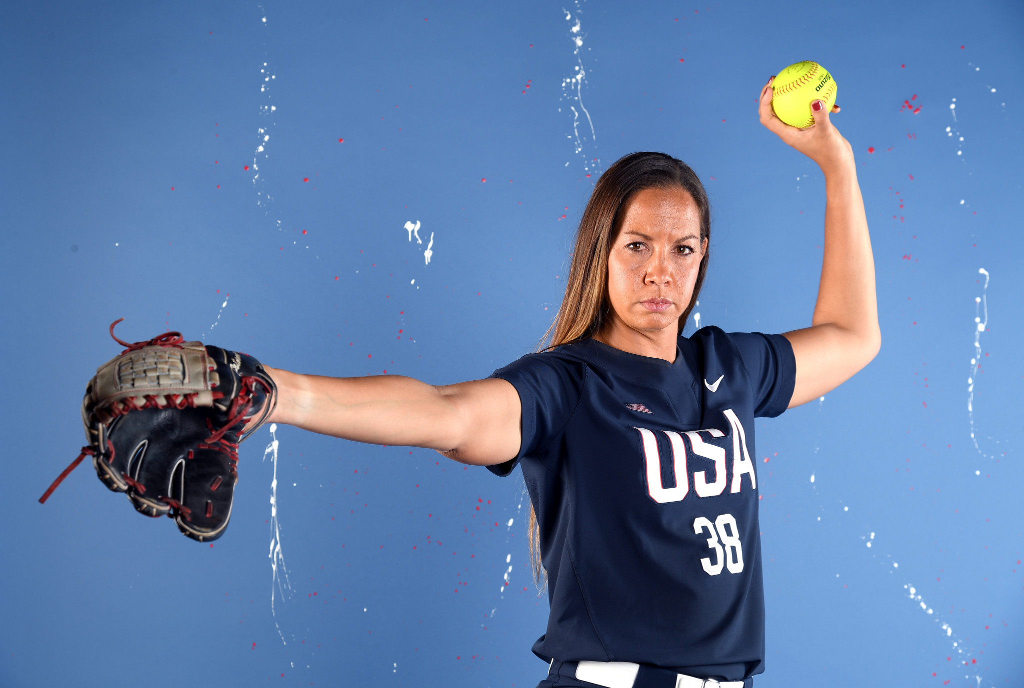 USA softball star Osterman aims to help next generation at Tokyo 2020
