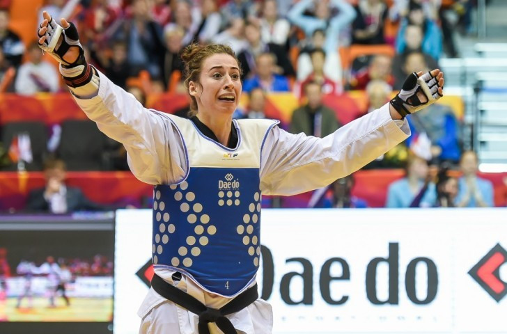 World champion Walkden crowned GB Taekwondo's Player of the Year