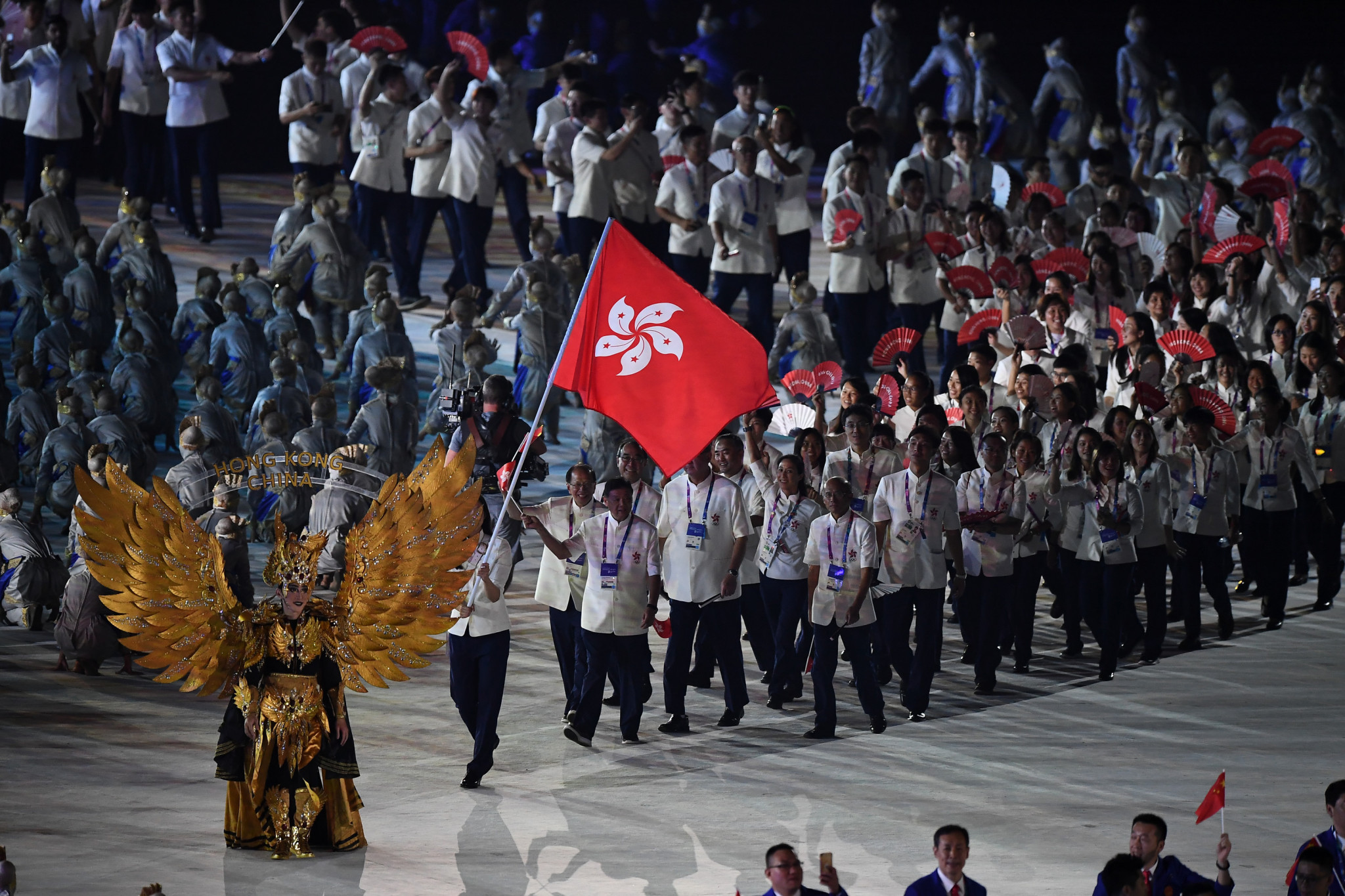 Hong Kong NOC under fire over governance and athlete selection