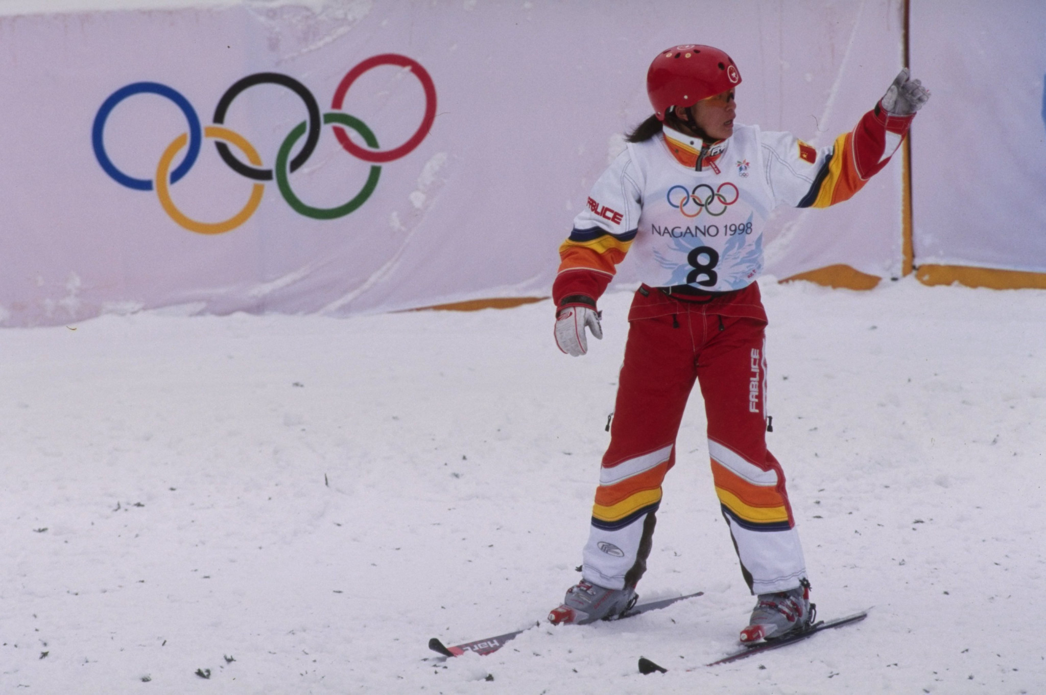 Former freestyle skier Guo trains Beijing 2022 volunteers online