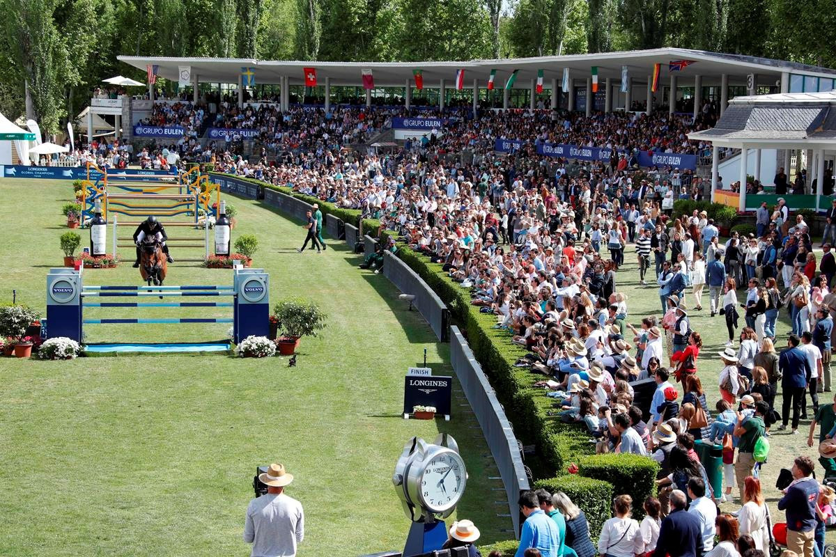 Longines Global Champions Tour events in 2020 cancelled due to coronavirus