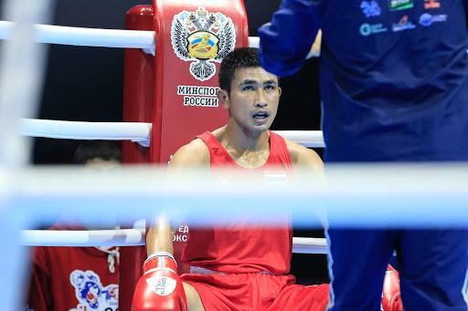 Thailand's boxer Butdee targets podium place at postponed Tokyo 2020