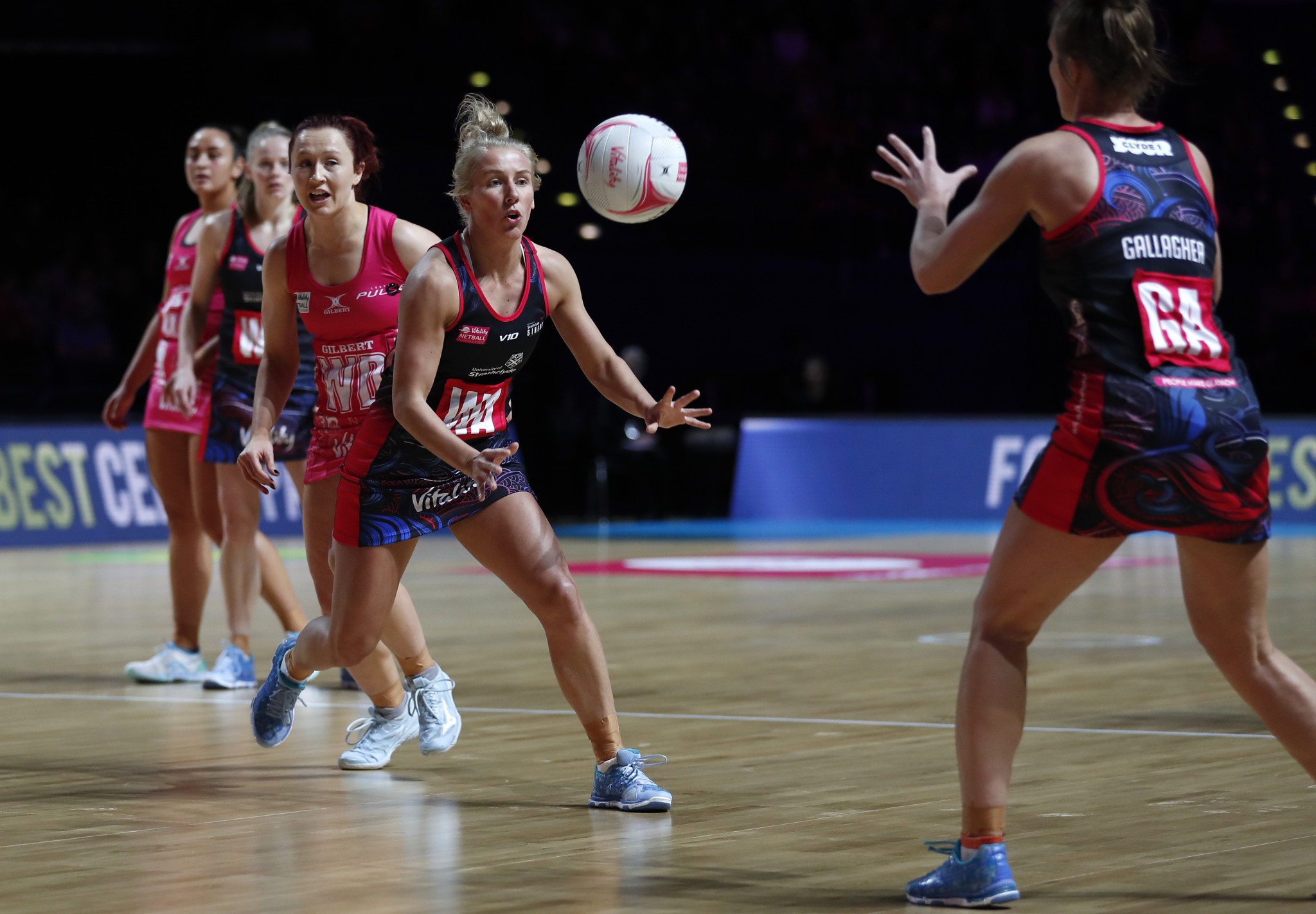 Netball Superleague season in England cancelled due to pandemic