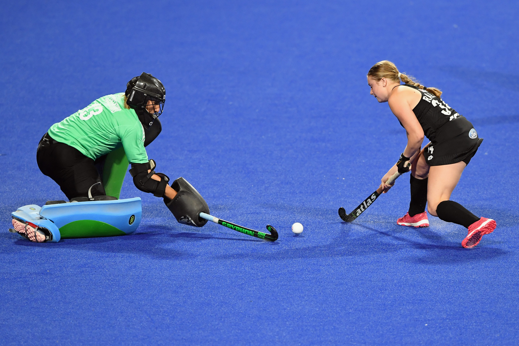 The International Hockey Federation is to launch a new multimedia platform ©Getty Images